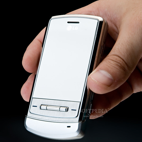 lg ke970 shine review rh news softpedia com LG Slide Phone LG Crystal