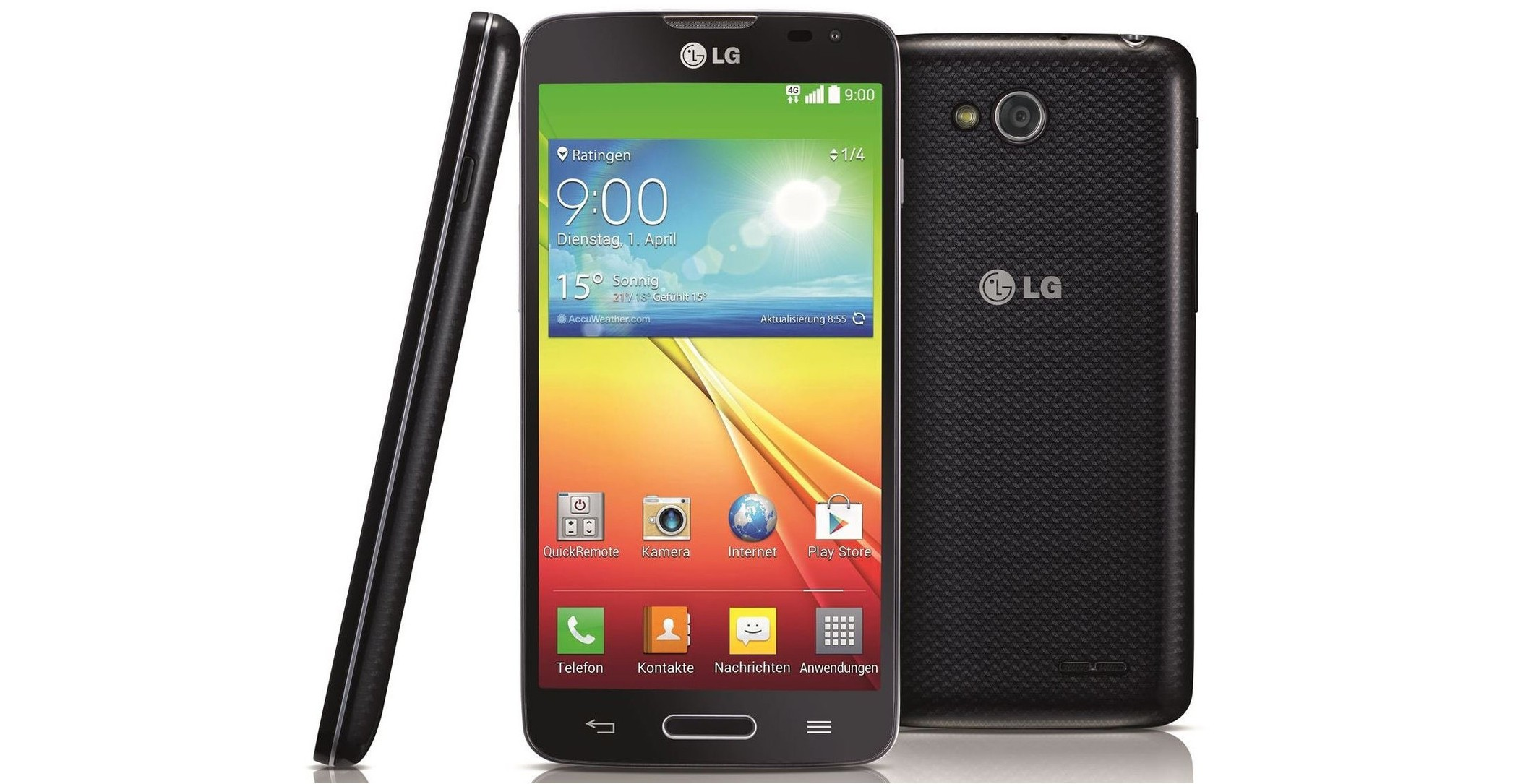 LG L90 Now Receiving Android 50 Lollipop Update