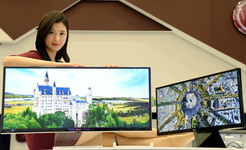 LG Prepares 34-Inch and 29-Inch UltraWide 3440 x 1440