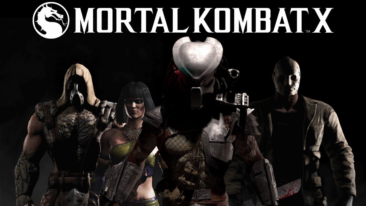 Game Pc Kast : Latest mortal kombat x kast shows jason voorhees in action predator