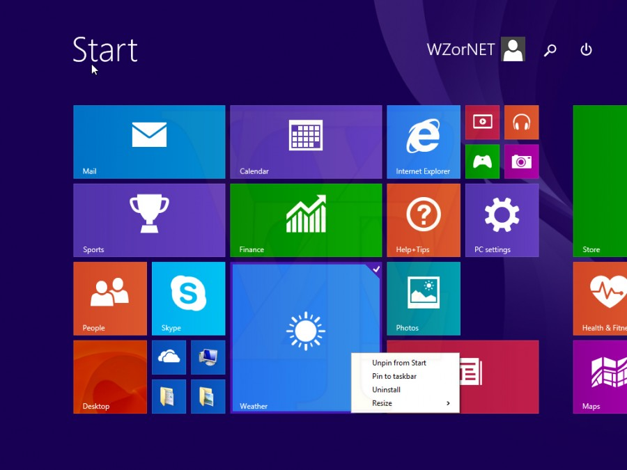 Diagram Leaked Windows 8 1 Update 1 Screenshots Reveal Start