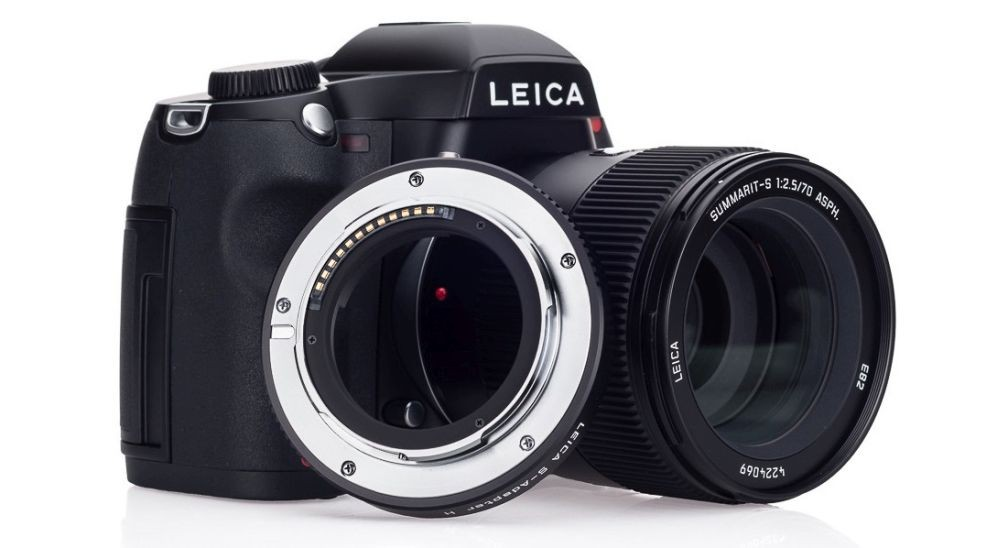 Leica S (Typ 006) Camera Benefits from a New Firmware