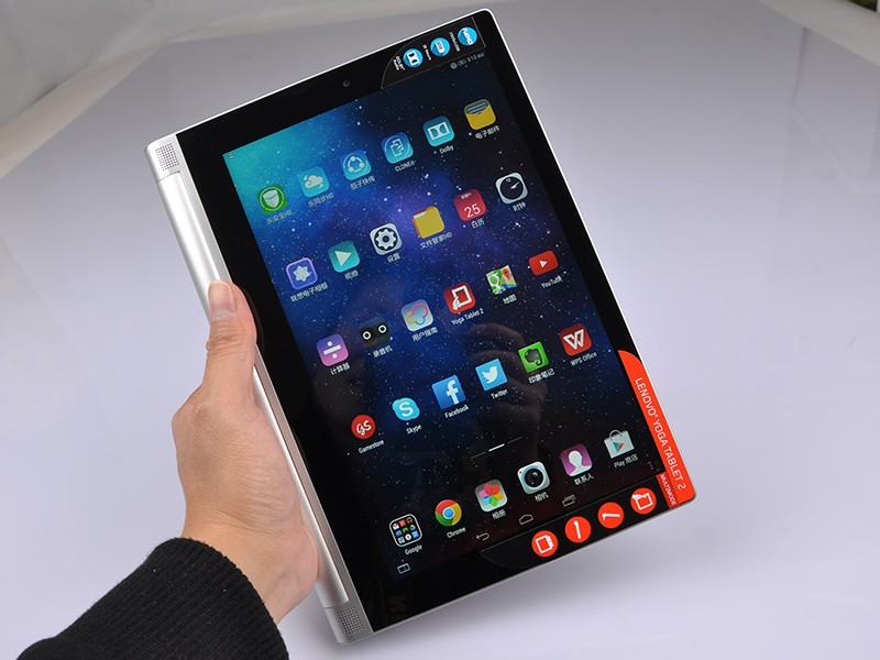 Lenovo Yoga 2 Tablet with Android 4 4 KitKat Gets Teardown