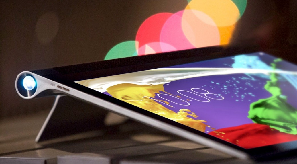 Lenovo Yoga Tablet 2 Pro Arrives with 13 3-Inch Screen