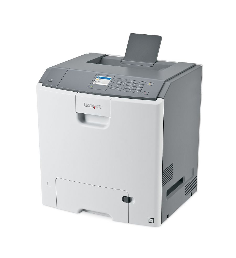 Lexmark Updates Firmware for C746 Laser Printer
