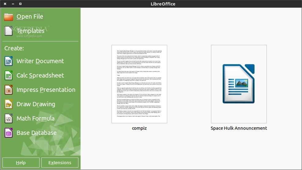 download free libreoffice 4.3
