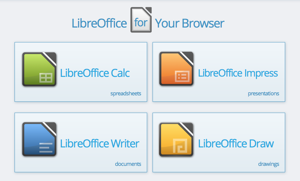 Libreoffice Now Available On Ipad