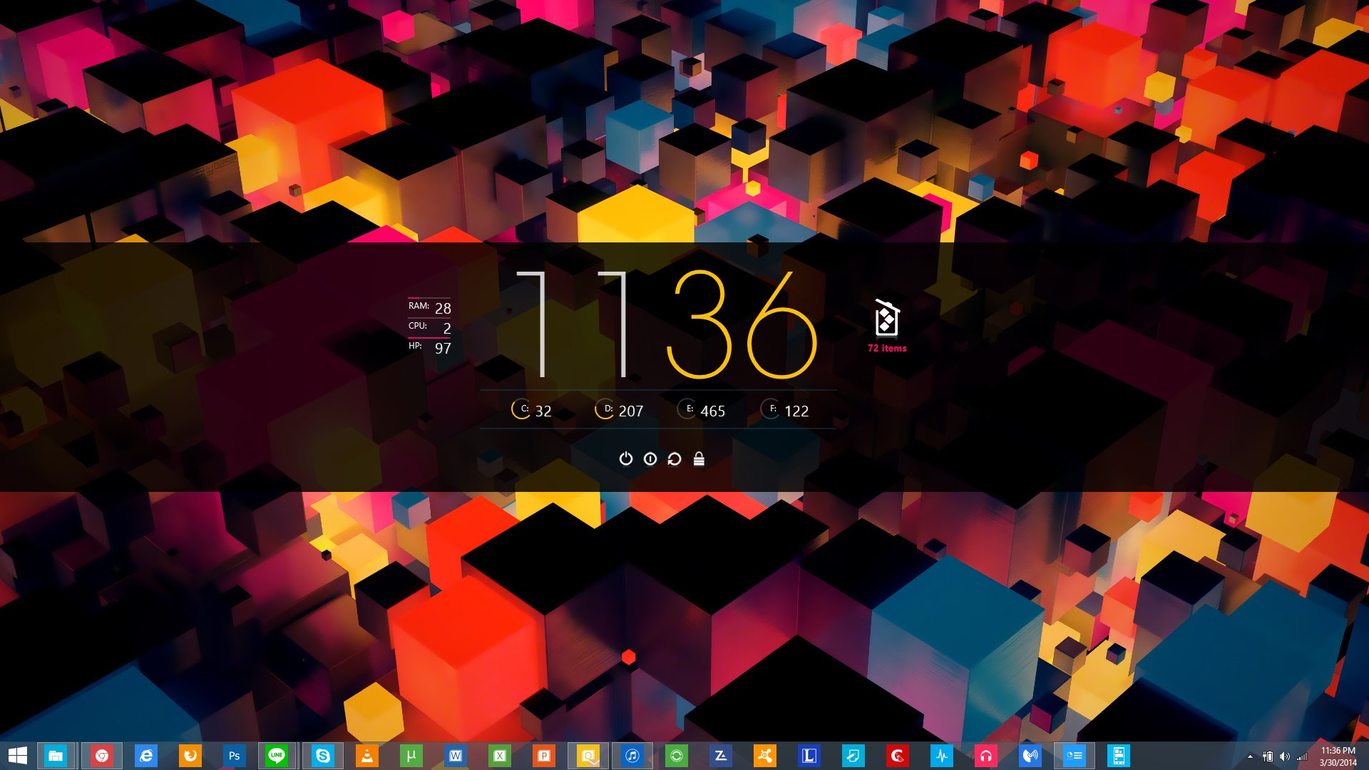Look How Gorgeous Windows 8 Can Become with Some Tweaks