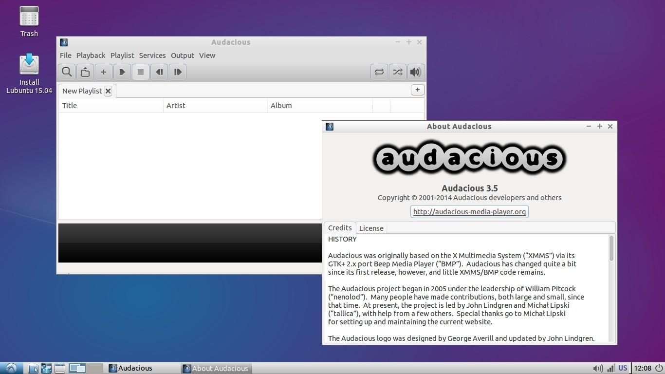 Lubuntu 15 04 Beta 2 Is Not Using Systemd, Nor LXQt