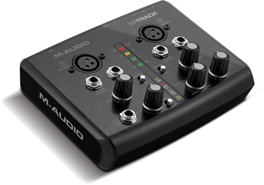 m audio m track plus drivers