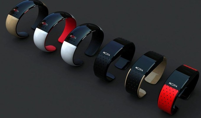MOTA SmartRing Offers Smartwatch Goodness on Your Finger