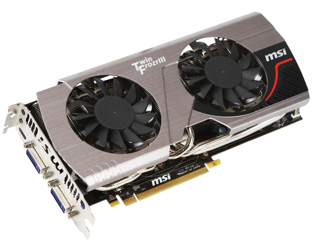 Msi gtx570 1280mb twin frozr iii 'power edition' oc review.
