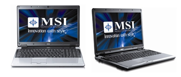 MSI EX620 Notebook Driver for Windows 7