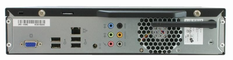 MSI Wind Nettop CS 120 Descargar Controlador
