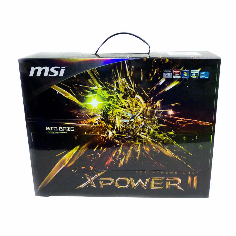 MSI Big Bang-XPower II CLICK Windows Vista 64-BIT