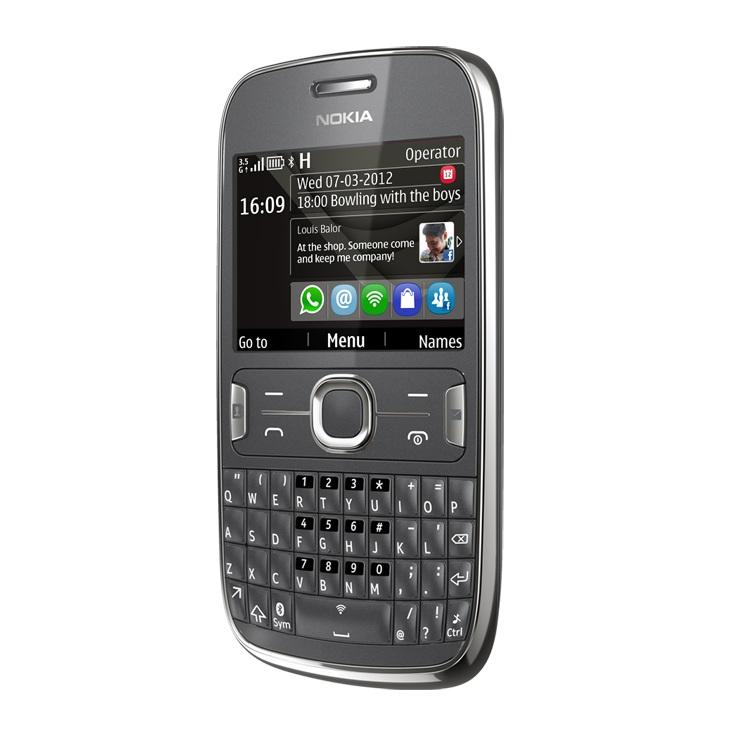 MWC 2012: Nokia Intros Asha 202, Asha 203 And Asha 302