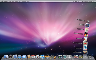 Introduces Over 300 New And Enhanced Features To Os X