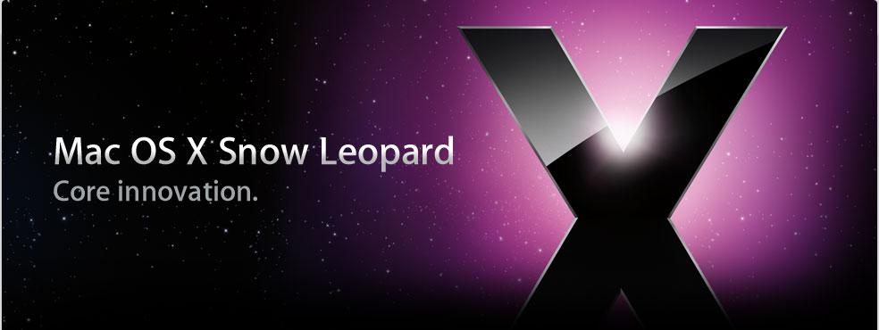 Mac Os Leopard