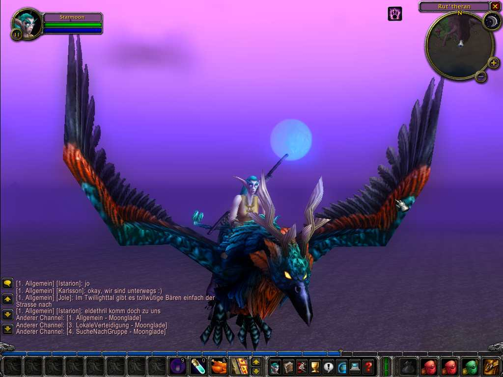 can i play world of warcraft on a mac