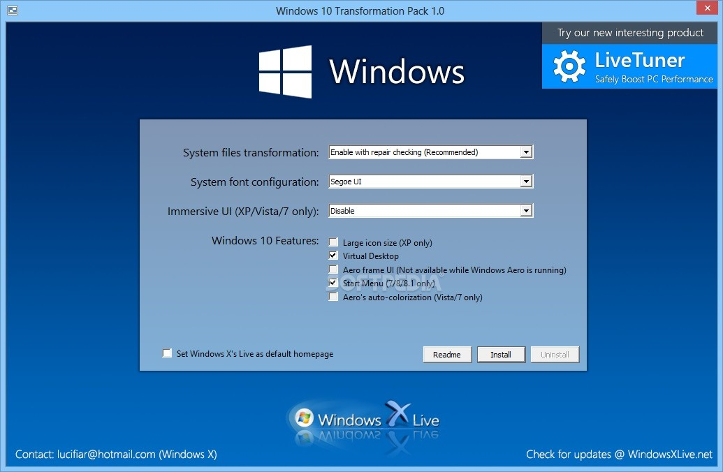 how to make windows 8.1 look like windows 7