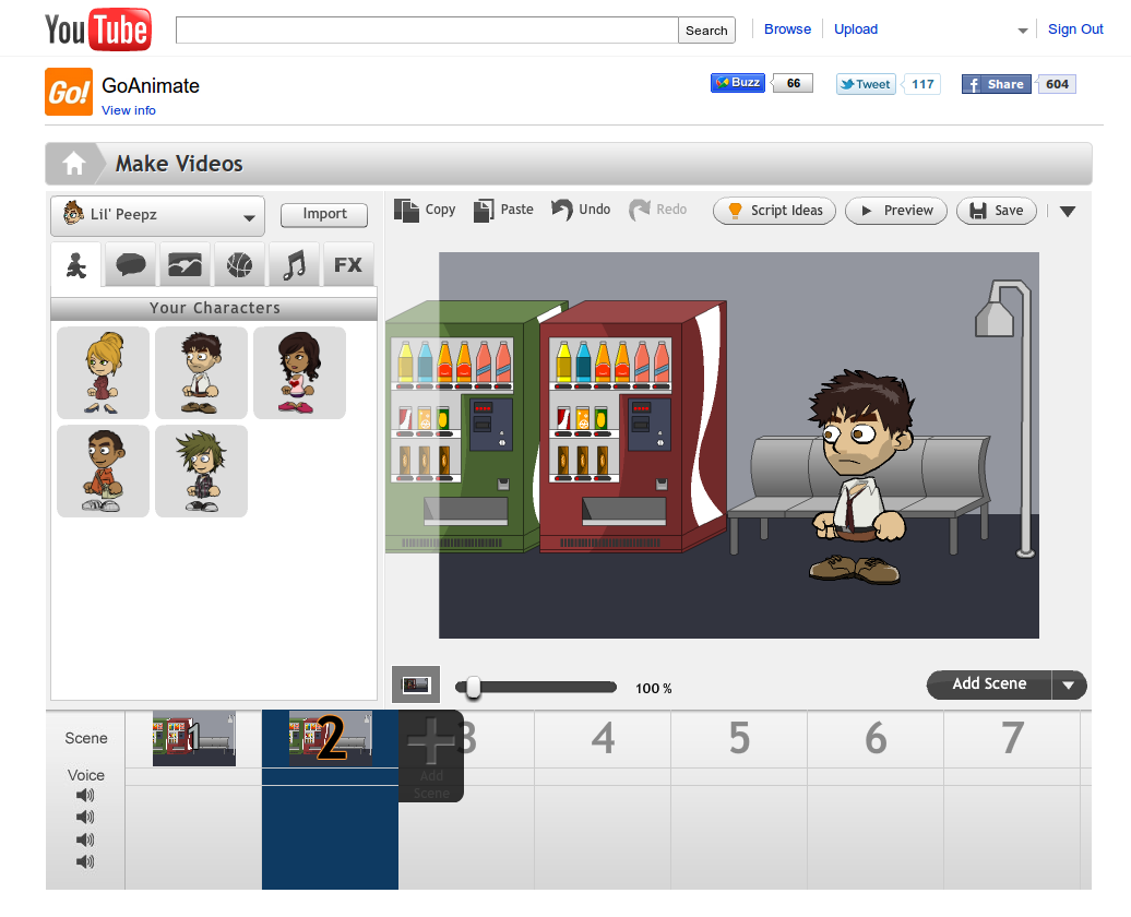 Make Your Own Animation Videos with YouTube Create, No Skill Required