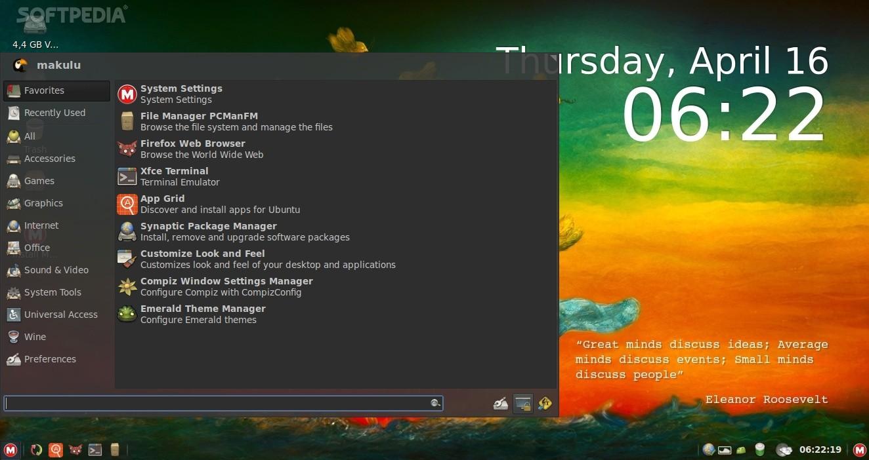 Configure Xfce