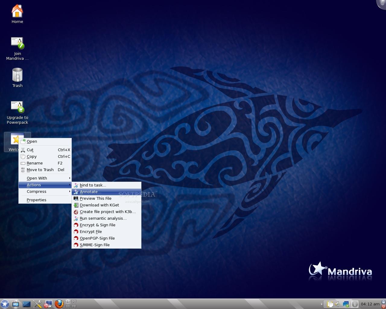 linux mandriva 2010