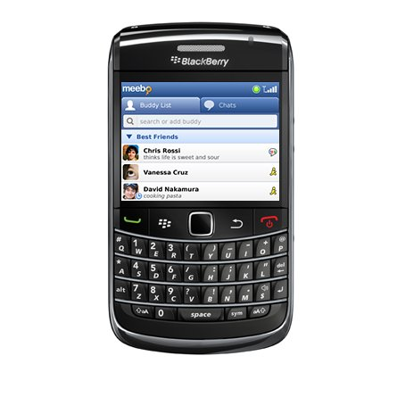 meebo blackberry