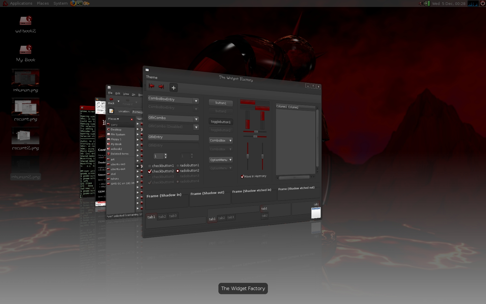 Meet Ubuntu Satanic Edition Version 666