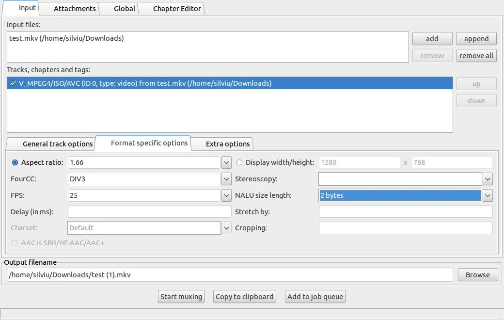 Merge, Split, and Convert MKV Files with MKVToolNix