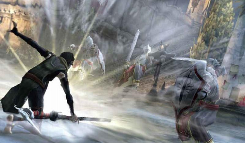 Merrill Moves the Dalish Clans into Dragon Age 2