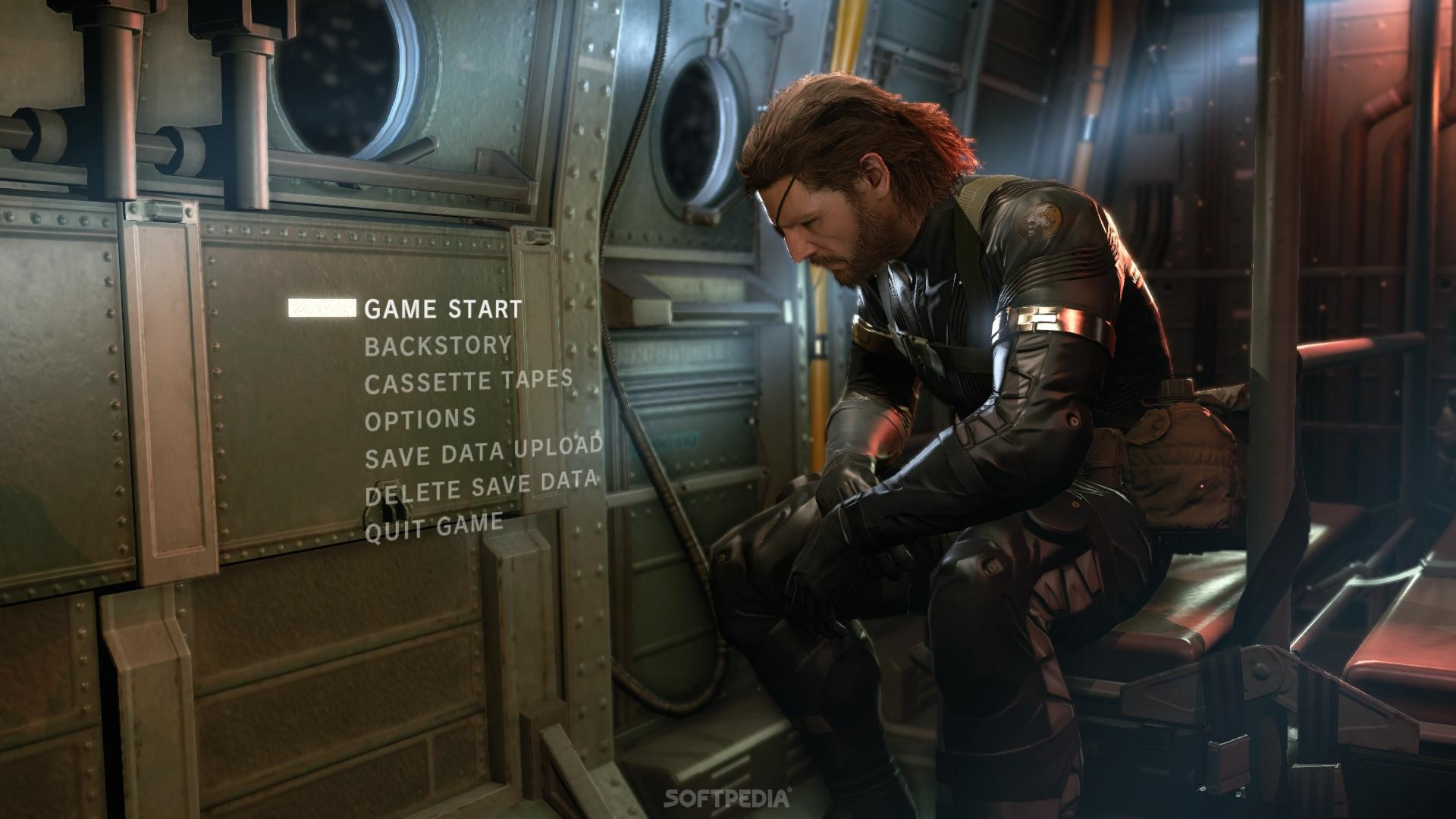 Metal Gear Solid V Ground Zeroes Review Pc