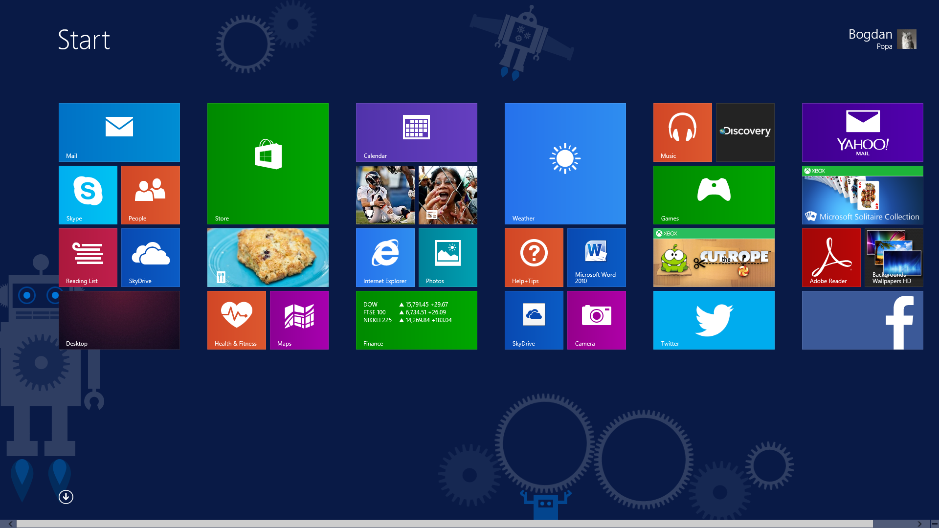 Metro Apps Fail to Launch After Windows 8 1 Update