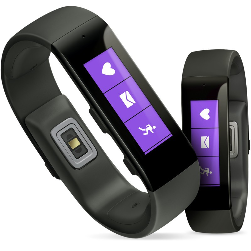 microsoft band could be used to remind people to take their pills