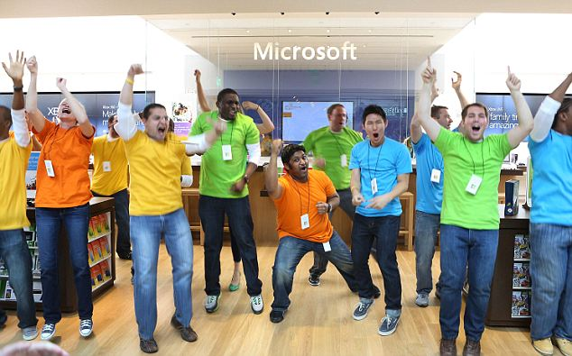 microsoft becomes the world s number 1 place to work