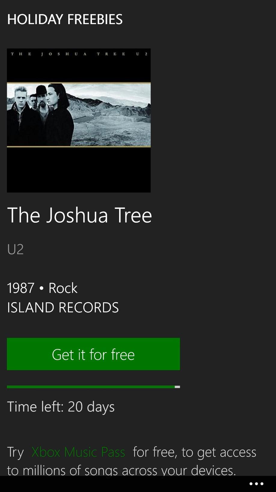 Microsoft Gives Away 100 Music Albums to Windows Phone ... | 918 x 1632 jpeg 108kB