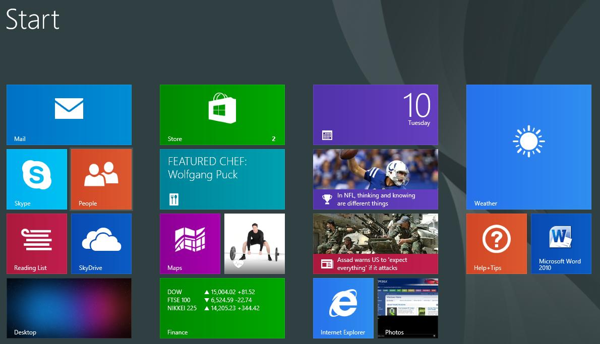 Microsoft Has A Change Of Heart  Releases Windows 8 1 Rtm
