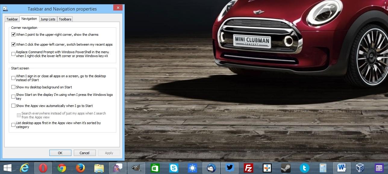 windows 8.1 feature list