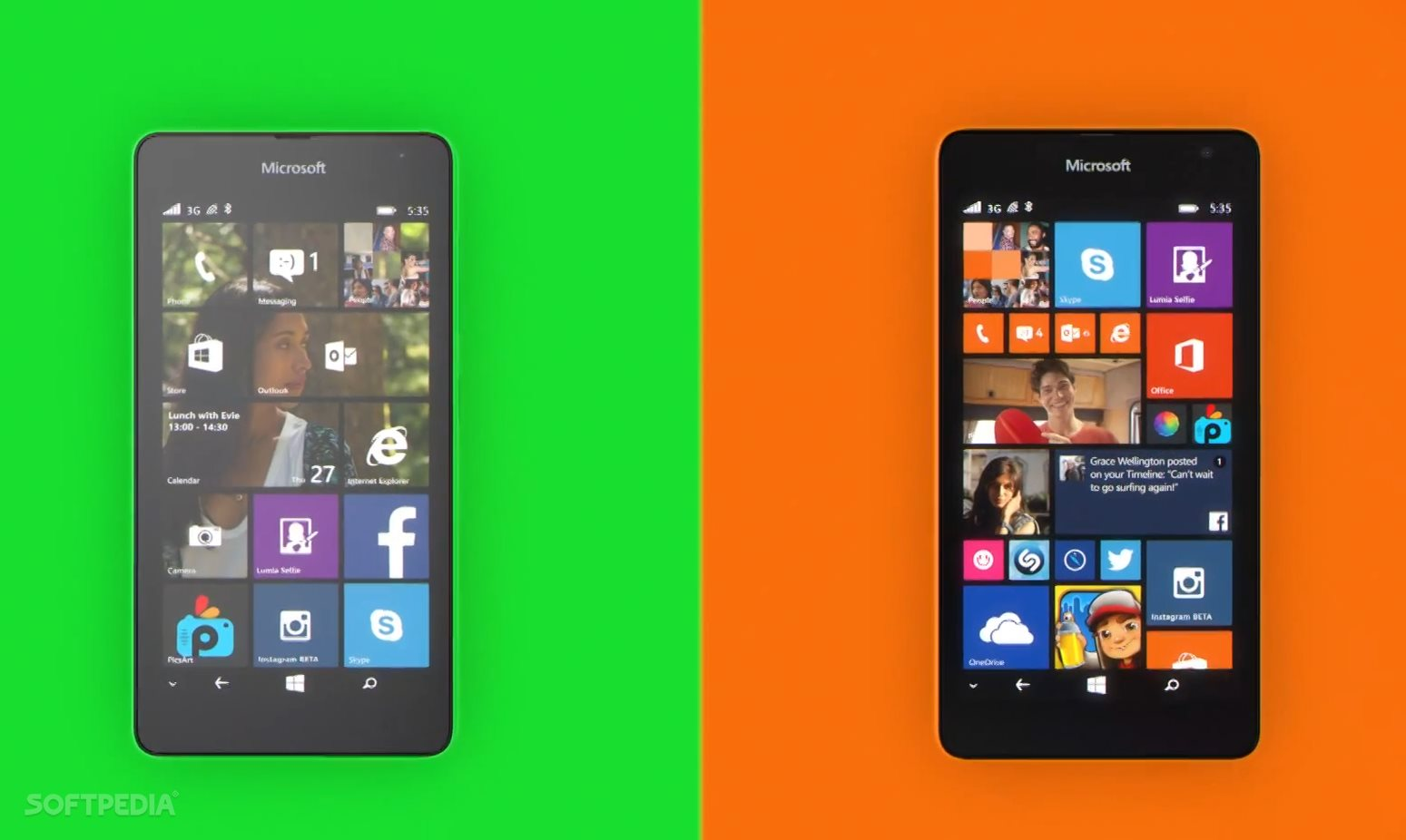 Download & Install Windows Phone 10 Preview on Lumia 535 ...