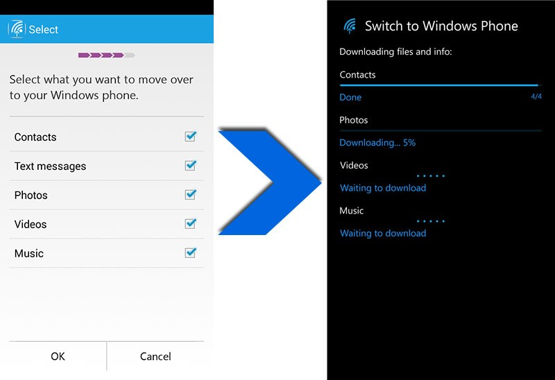 Microsoft Launches New App to Allow Customers to Switch from
