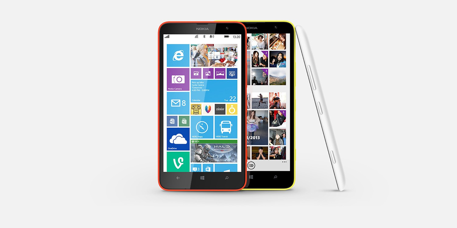 Microsoft Lumia 1330 Specifications Leaked
