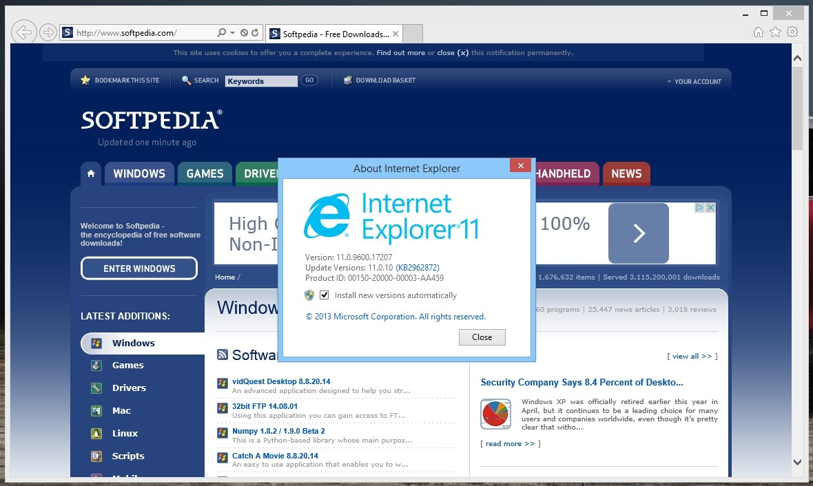 Image result for Internet Explorer 11 Crack