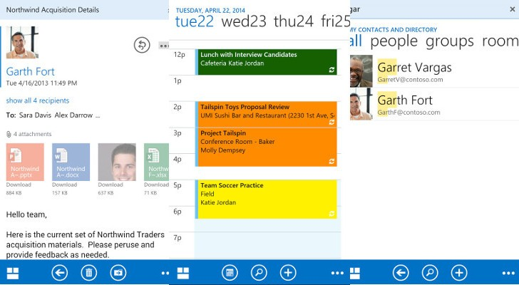 Microsoft Releases Outlook Web Access App for Android – Free