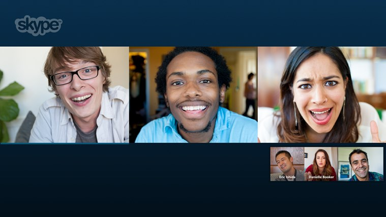 Microsoft Rolls Out Free Group Video Calling for Skype on