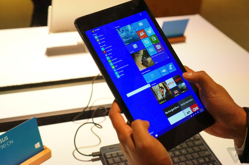 Small Windows Tablets