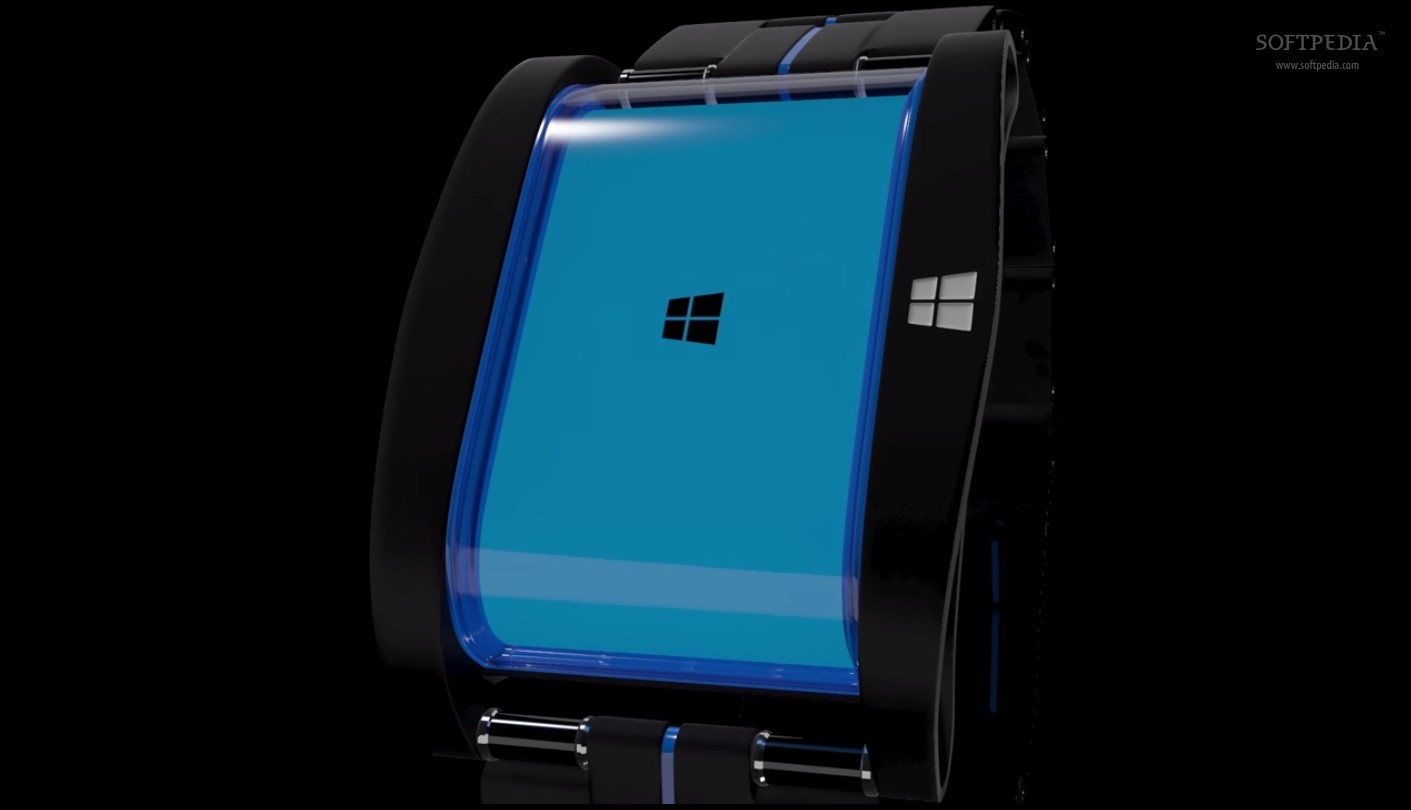 microsoft smartwatch concept shut up and take my money
