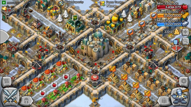 ... Age of Empires: Castle Siege for iOS