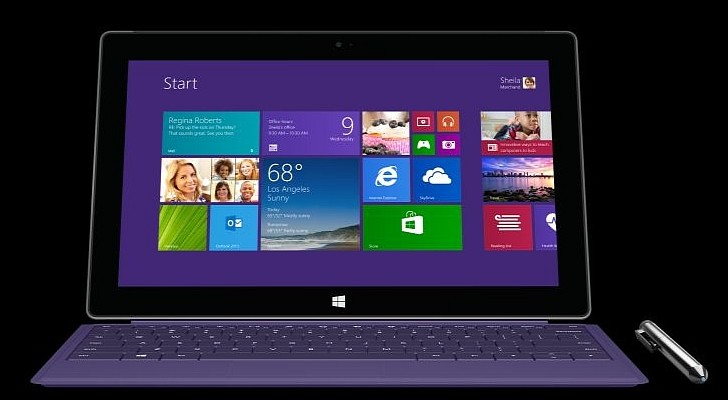 Microsoft Surface Pro 2 and Pro 3 Receive May Firmware