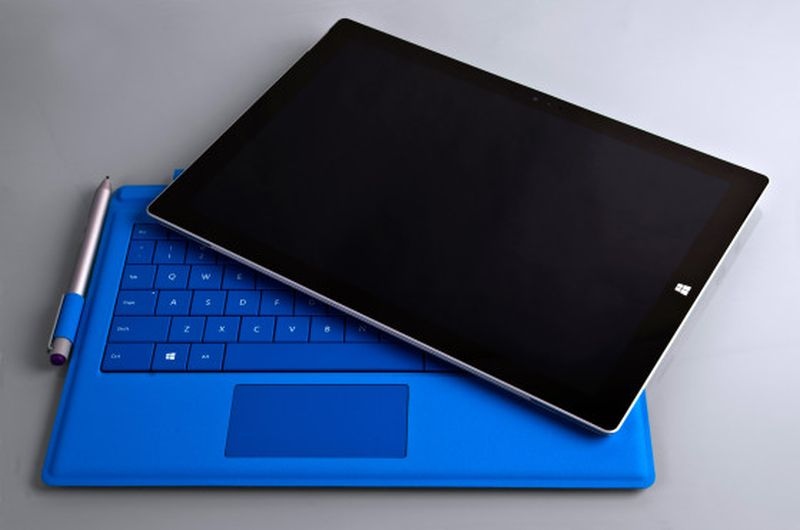 Microsoft Surface Pro 3 Tablet Receives Firmware and Driver
