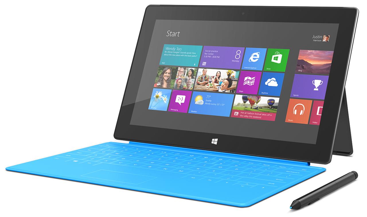 Microsoft Surface Pro Receives Windows 8 1 Improvements